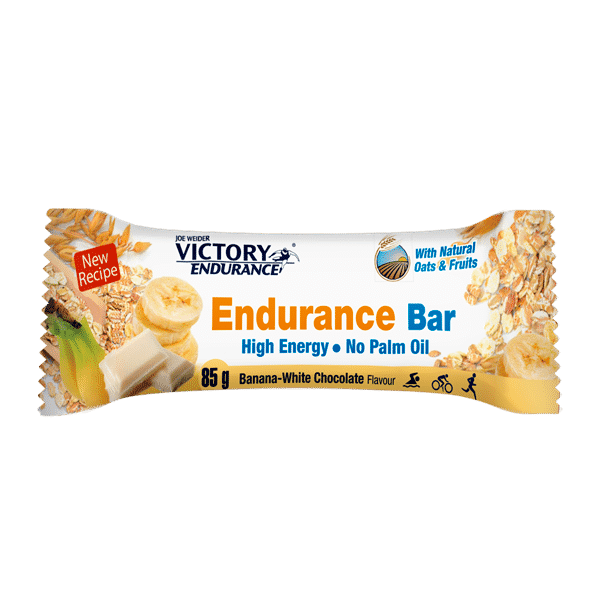 Endurance Bar Banana White Chocolate