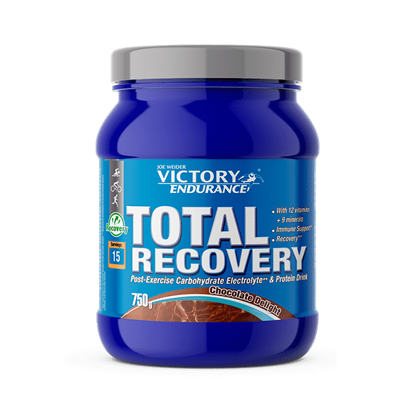 Total Recovery 750 Chocolate 1
